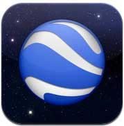 تطبيق جوجل ايرث