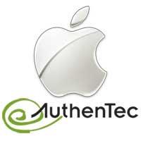 ابل تستحوذ على AuthenTec شريكة سامسونج