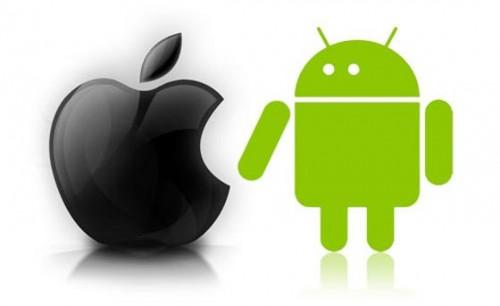 دراسة: الاندرويد و iOS تسيطران على اسواق الاجهزة الذكية