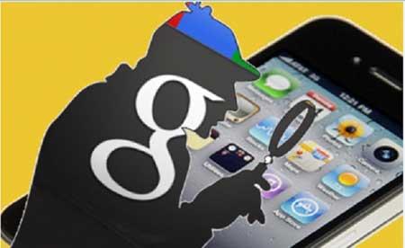 منظمة امريكية: جوجل كانت تتجسس على مستخدمي الايفون