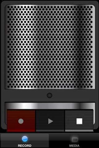 تطبيق التسجيل الصوتي MP3 Recorder