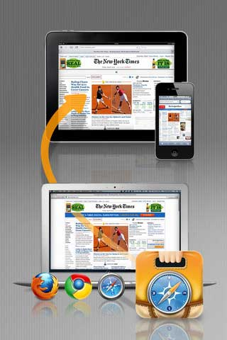 تطبيق Web2Go