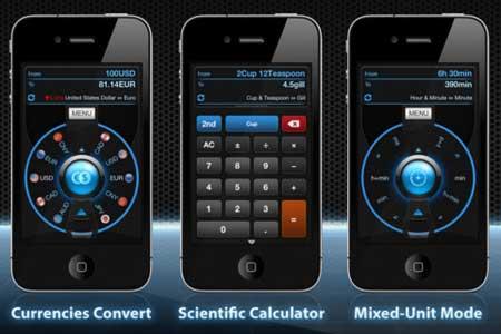 تطبيق Converter+