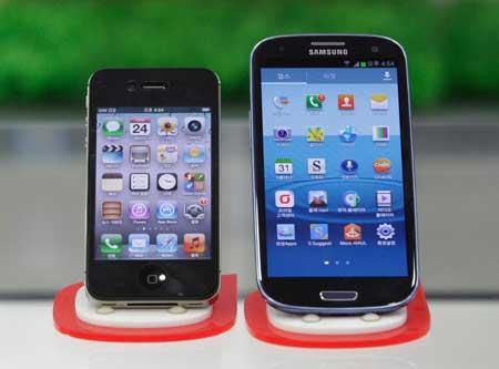 سامسونج نسخت الايفون بقرار المحكمة !
