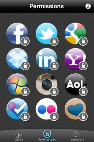 تطبيق لحجب بياناتك الشخصية