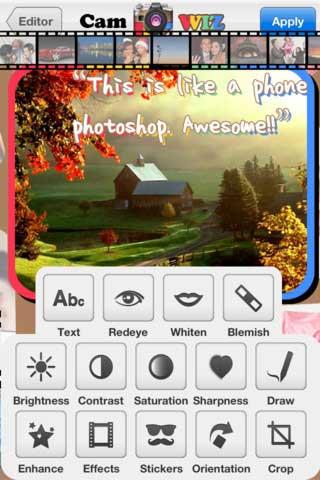 تطبيق CamstAgram