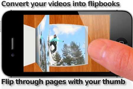 تطبيق Flipfilmer