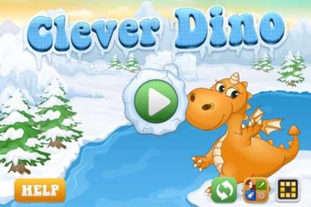 لعبة CleverDinoFree
