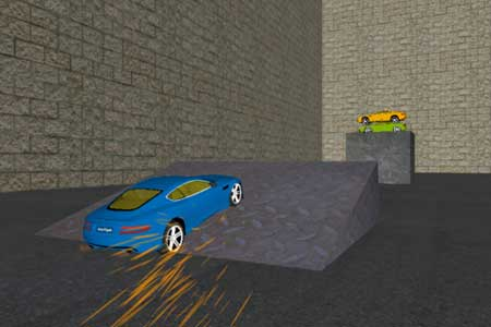 لعبة Crash Time