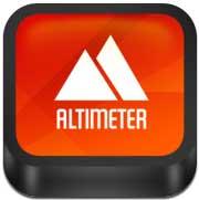 تطبيق Altimeter PRO+
