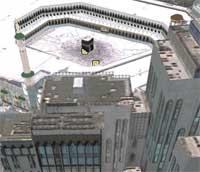 مقارنة ثلاثية الابعاد بالفيديو: خرائط جوجل مع خرائط ابل
