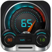 تطبيق Speedometer By Whiteape