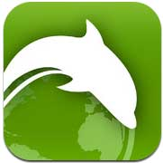 متصفح Dolphin Browser
