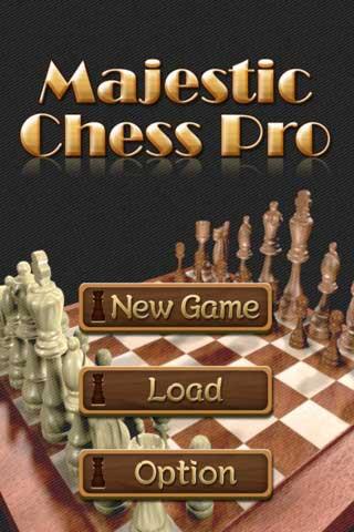 لعبة Majestic Chess Pro