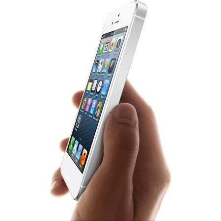 مقارنة التطبيقات على شاشة الايفون 4 أس وعلى شاشة الايفون 5