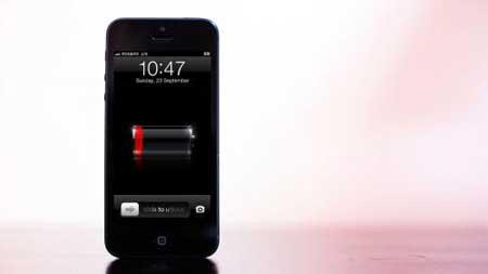 ارشاد: كيفية التغلب على مشكلة نفاذ البطارية السريع في iOS 6 ؟