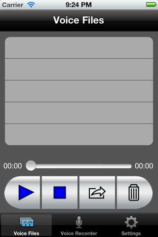 تطبيق Flexi Voice Recorder