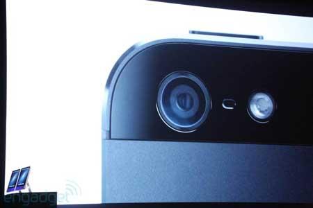 كاميرا الايفون 5