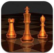صورة لعبة الشطرنج الاحترافية مجانا لوقت محدود لجهاز الأيفون