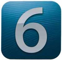 ابل تطلق نسخة iOS 6 الجديدة