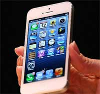صورة اولى الاعطاب التقنية في جهاز الايفون 5 تطفو على السطح