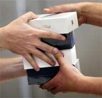 ابل تعلن بيع 5 ملايين جهاز ايفون 5 في اربعة ايام