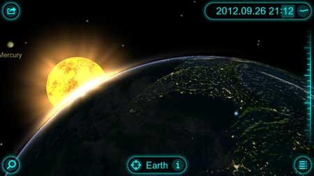 تطبيق Solar Walk