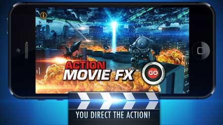 تطبيق Action Movie FX