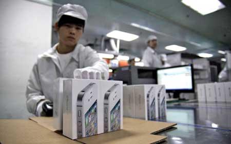 فوكسكون: جهاز الايفون 5 اصعب الاجهزة للإنتاج