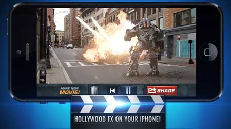 تطبيق Action Movie FX