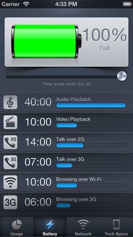 تطبيق Activity Monitor