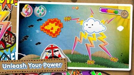 لعبة الغيمة Kumo Lumo