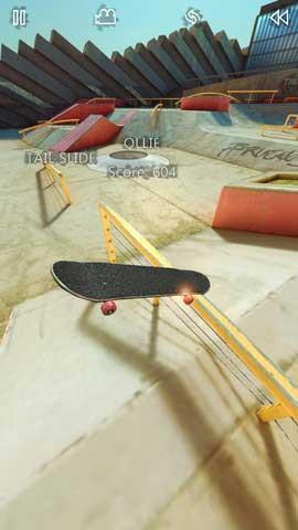 لعبة True Skate