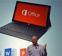 مايكروسوفت تؤكد: برامج اوفيس لأجهزة ابل والاندرويد
