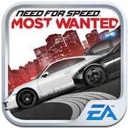 صورة اطلاق لعبة Need For Speed الشهيرة في متجر ابل