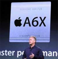 جهاز الايباد 4 مثير للإعجاب بتركيبة عناصره الجديدة