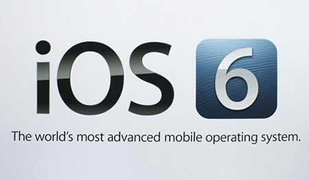 سبب آخر لتحديث نسخة النظام الى iOS 6.0.1  في جهازك