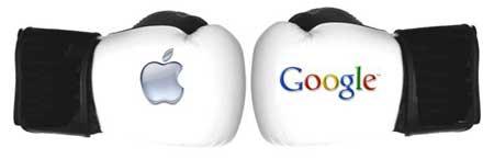 محكمة امريكية ترفض دعوى تقدمت بها ابل ضد جوجل