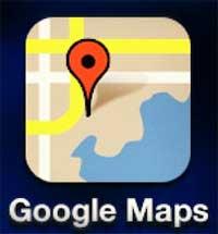 طرح نسخة اختبارية جديدة من تطبيق خرائط جوجل لأجهزة ابل