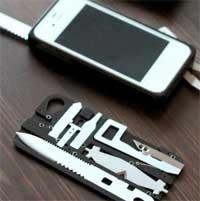 Photo of الكساء الذي يحول جهاز الايفون الى سكين سويسري