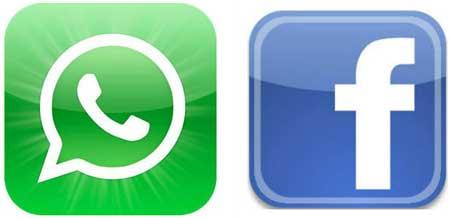 فيبسوك تتفاوض للاستحواذ على تطبيق WhatsApp الشهير