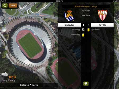 تطبيق Goalography