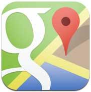 صورة رسميا: عودة خدمة خرائط جوجل لأجهزة ابل