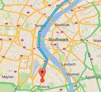 ارشاد: بعض الحيل والحركات الخفية في خرائط جوجل الجديدة