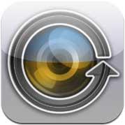 صورة تطبيق مدهش لتصوير الفيديو مع تحريك الايفون 5 ب-360 درجة بصورة ذاتية