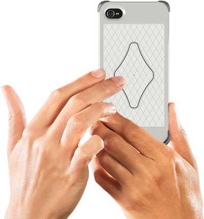 كساء شركة Sensus يزيد من متعة استخدام الايفون