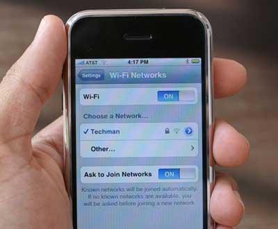 ما العمل حين يعجز جهازك عن التعرف على شبكة الانترنت ؟