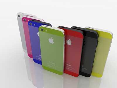 شائعة: ايفون 5 أس بألوان اضافية وأحجام مختلفة