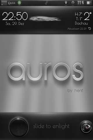 ثيم Auros