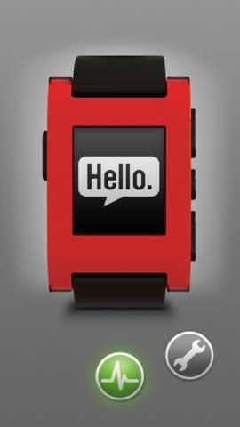 تطبيق Pepple Smartwatch